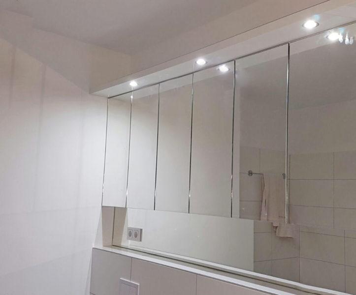 Spiegeltürenschrank