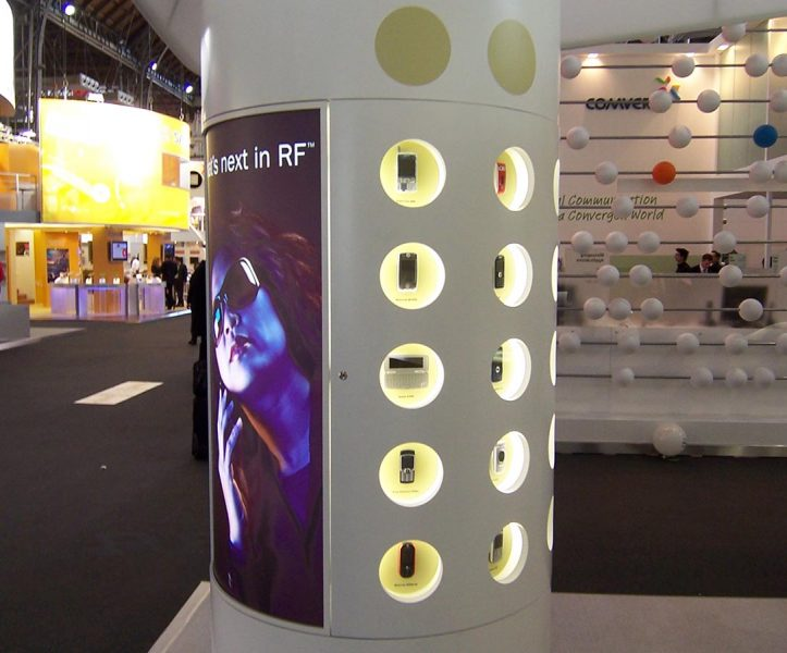 Messe mobile world congress / Barcelona