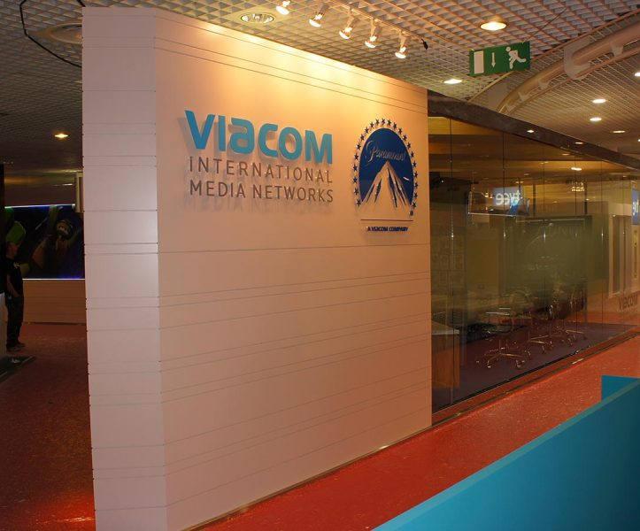 Messestand in Cannes